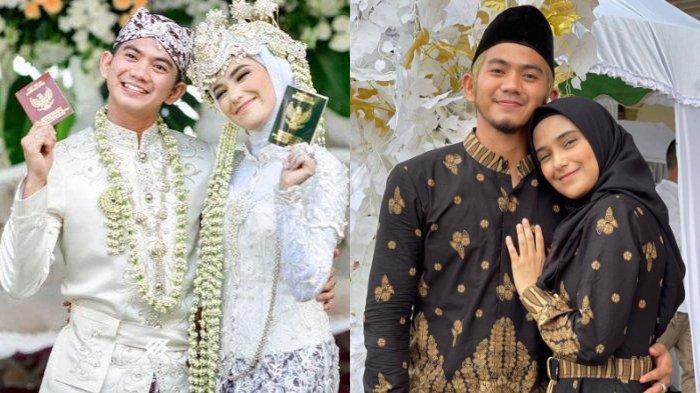 Akhirnya Rujuk, Rizki DA dan Nadya Mustika Telah Gelar Akad Nikah Lagi di Medan