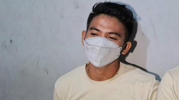 Rizki Syafaruddin ketika ditemui di kawasan Tendean, Mampang Prapatan, Jakarta Selatan, Selasa (20/4/2021).