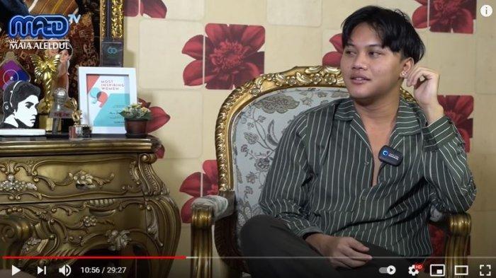 Rizky Febian bawa polemik warisan Lina ke ranah hukum dengan polisikan Teddy Pardiyana.