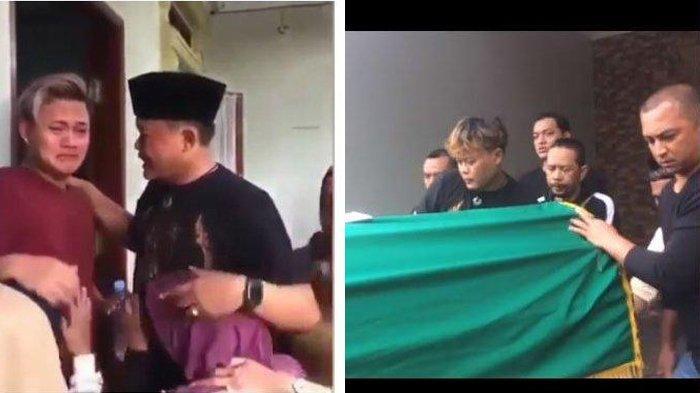 Rizky Febian Lapor Polisi Soal Kejanggalan Lebam Pada Jenazah Lina (Kolase Tribunstyle.com)