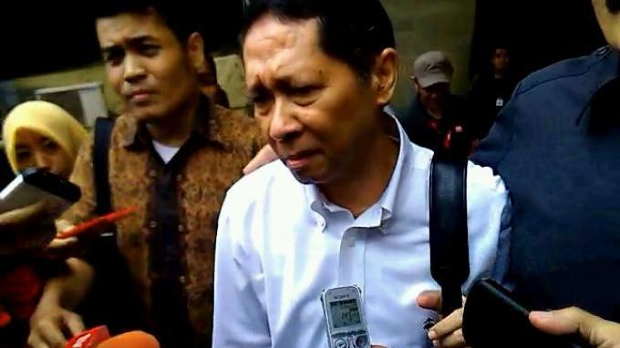 Besok RJ Lino Akan Datang Lebih Awal dari Jadwal Pemeriksaan di KPK