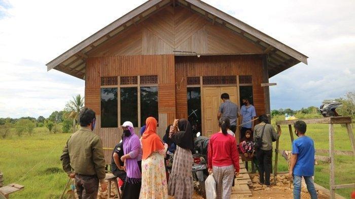Wanita Hamil yang Ditemukan Tewas di Barabai Istri Siri Seorang Kades