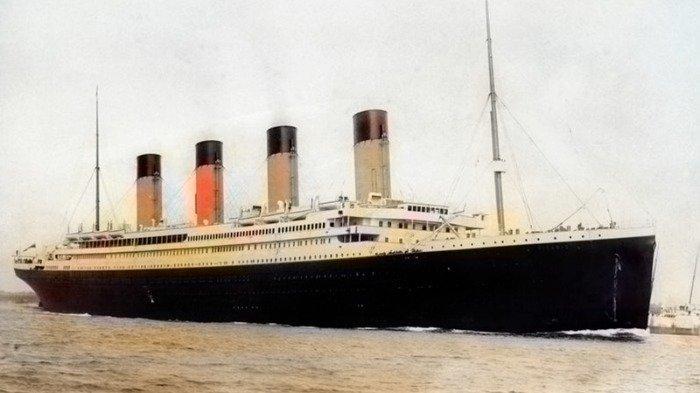 Melihat Perbandingan Kapal Pesiar Terbesar saat Ini dengan Titanic