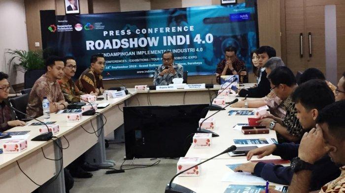 BPPI Gelar Roadshow INDI 4.0 Untuk Pendampingan Implementasi Industri 4.0