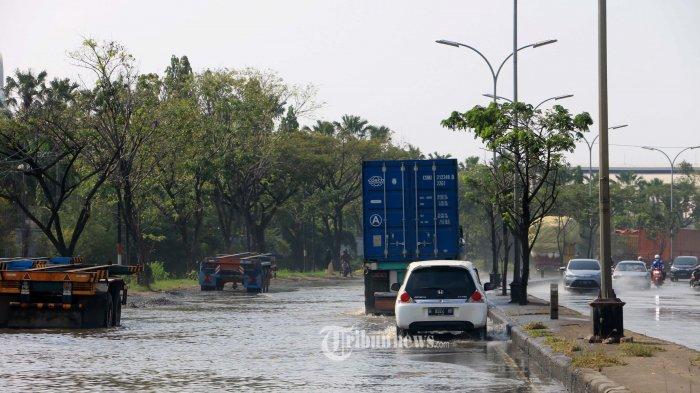Peringatan Dini BMKG Rabu, 15 September 2021: 14 Wilayah Berpotensi Hujan Badai