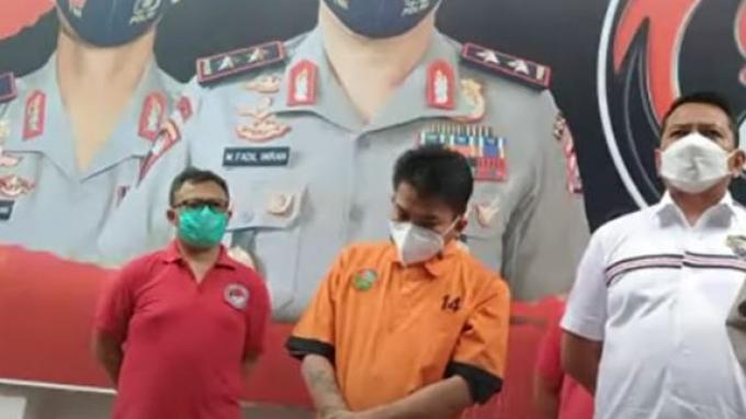 Eks Mucikari Robby Abbas Ditangkap Polisi karena Narkoba, Positif Konsumsi Sabu dan Ekstasi
