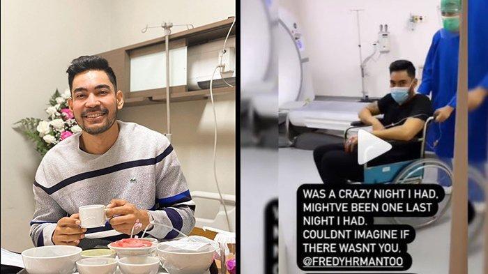 Robby Purba Lemas hingga Dirawat di Rumah Sakit, Kini Dilarang Diet dan Kondisi Terkini