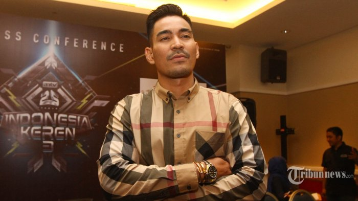 Sosok Robby Purba, Presenter & Aktor yang jadi Sorotan Dikaitkan dengan Video Pria Ngamuk di Resto