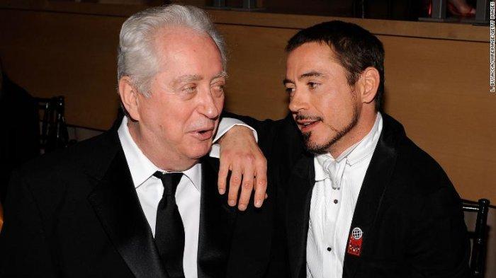 Ayah dari Pemeran Iron Man, Robert Downey Sr Meninggal Dunia di Usia 85 Tahun