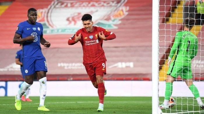 Liverpool vs Chelsea: Liverpool Sikat Chelsea 5-3