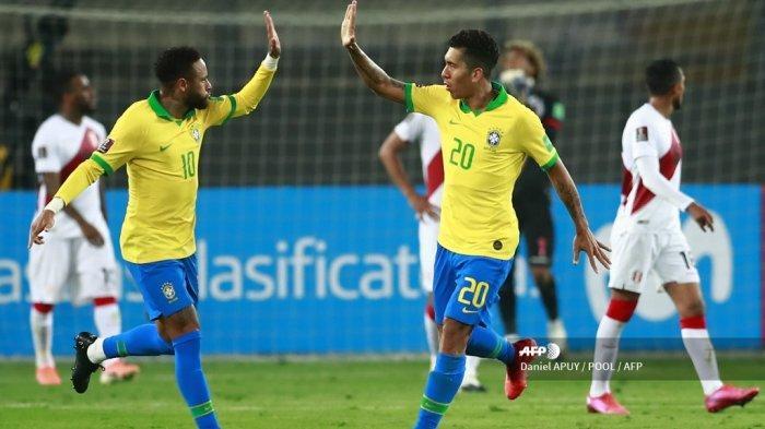 Bekal Berharga Brasil Perpanjang Derita Puasa Gelar Argentina di Copa America 2021