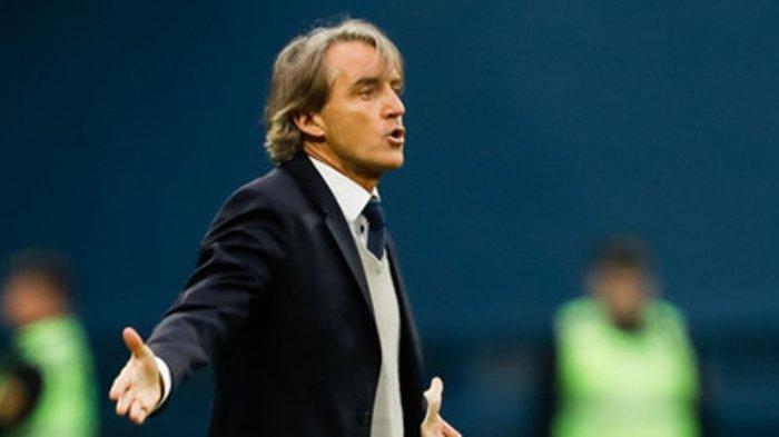 Roberto Mancini Memperpanjang kontrak sebagai Pelatih Italia hingga Usai Piala Dunia 2026