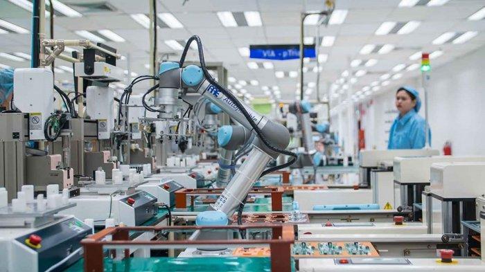 Tekan Jumlah Kecelakaan Kerja, Industri Manufaktur Indonesia Didorong Gunakan Robot