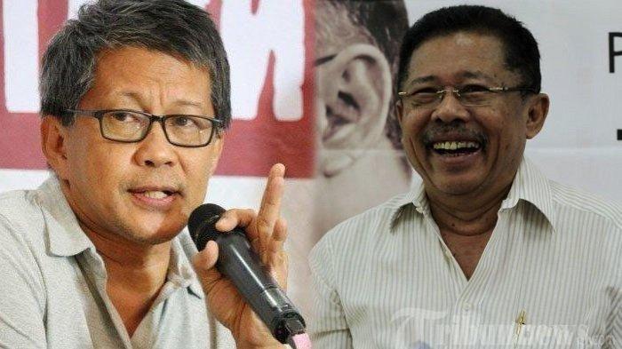 Rocky Gerung Jarang Tampil di Indonesia Lawyers Club TV One, Karni Ilyas Akhirnya Angkat Bicara