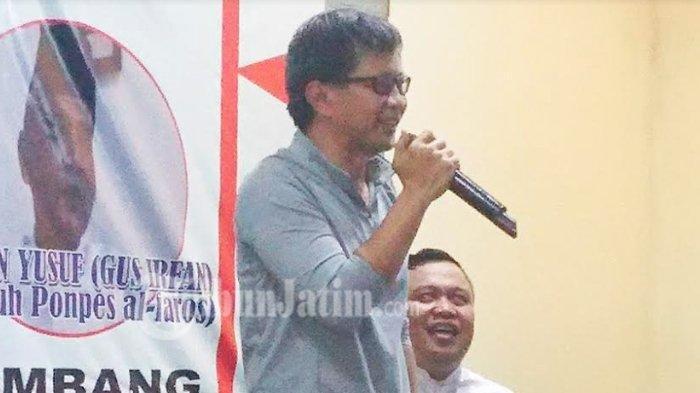 Sebut Presiden Boleh Dikritik, Ucapan Irman Putra Sidin Buat Rocky Gerung Tertawa, Lihat Ekspresinya