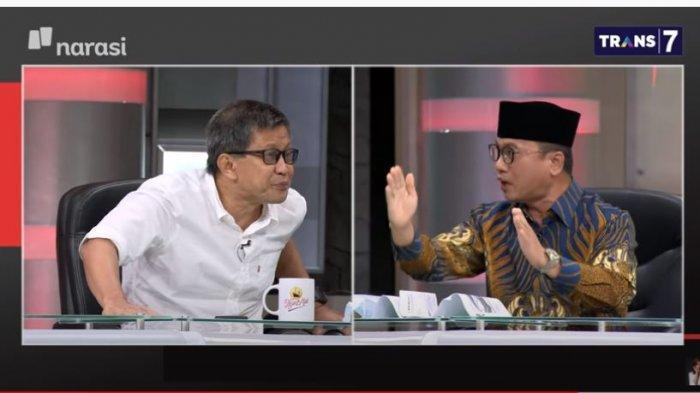 Rocky Gerung Jawab Tantangan DPR soal Dialog Terbuka soal Polemik Haji: Saya Komentari Dasco