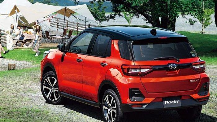 Meluncur 30 April, Ini Spesifikasi Si Kembar Daihatsu Rocky dan Toyota Raize