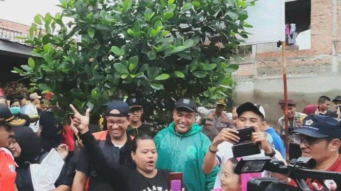 Pakai Baju 'Relawan 212' Saat Teriak 'Anies Gubernur Rasa Presiden', Rodiah Bilang Bukan Setingan