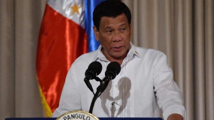 Presiden Filipina 'Duterte' Ancam Penjarakan Warga yang Tolak Vaksin Covid-19