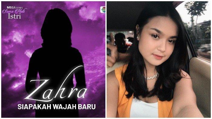 Inilah profil Hanna Kirana, pengganti Lea Ciarachel yang perankan tokoh Zahra dalam sinetron Suara Hati Istri di Indosiar.