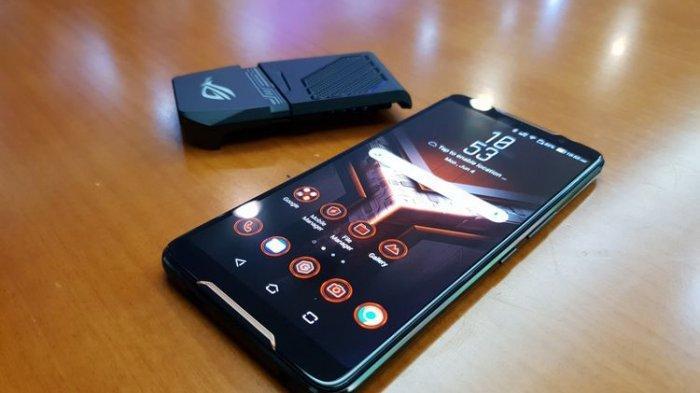 Harga dan Spesifikasi Asus ROG Phone II, HP Gaming Terbaru dengan Harga Mulai Rp 8,5 Juta