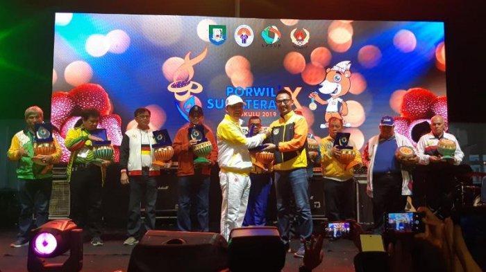 Pekan Olahraga Wilayah Sumatera X Tahun 201 Berjalan Sukses