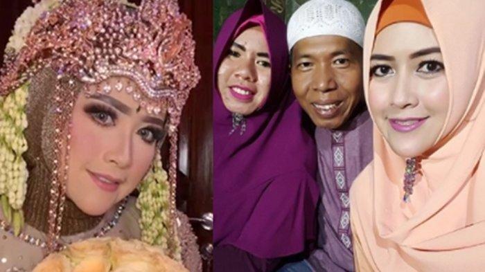 Jika Rohimah baru memutuskan untuk berpisah, mantan istri kedua Kiwil Meggy Wulandari terlihat membagikan momen saat meresmikan pernikahannya dengan pengusaha asal Makassar, H Muhammad.