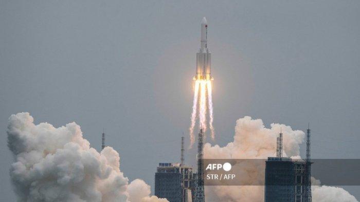 NASA Kecam Sikap China terhadap Keamanan Luar Angkasa setelah Roketnya Jatuh di Samudera Hindia