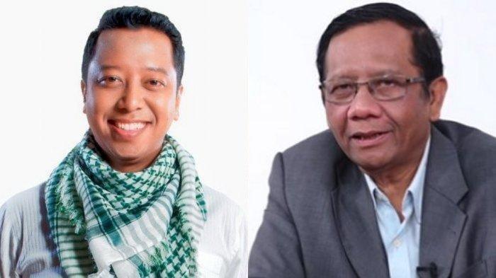 Mahfud MD Benarkan Erick Thohir 100 Persen: Penangkapan Romahurmuziy Murni Penegakan Hukum