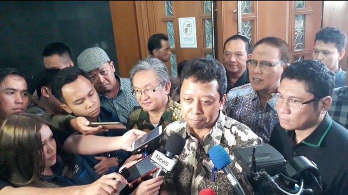 Romahurmuziy: Tuntutan Jaksa KPK Hasil Copy Paste