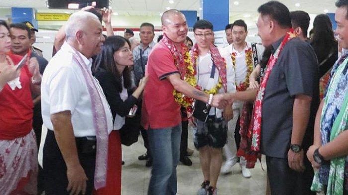 Sambut Wisman Tiongkok, Manado Penuhi Desember dengan Events