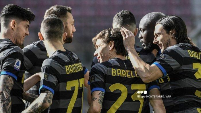AC Milan & Juventus Incar Posisi Inter, Gagliardini: Tak Ada Tim yang Merepotkan Kami