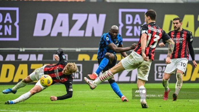 Meski Inter Milan Terus Melesat, Ancelotti Harap AC Milan Tak Lelah Perjuangkan Scudetto