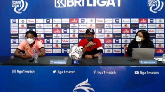 Coach RD Turunkan Empat Pemain Asing dan Ronaldo Kwateh Sejak Awal