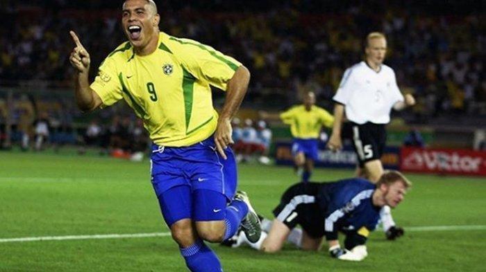 Ronaldo da Lima svorio netekimas formuoti kūno lieknėjimą