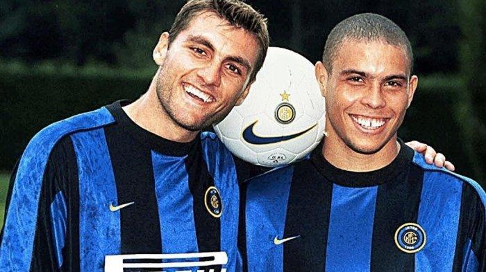 Ronaldo Nazario Inter Milan