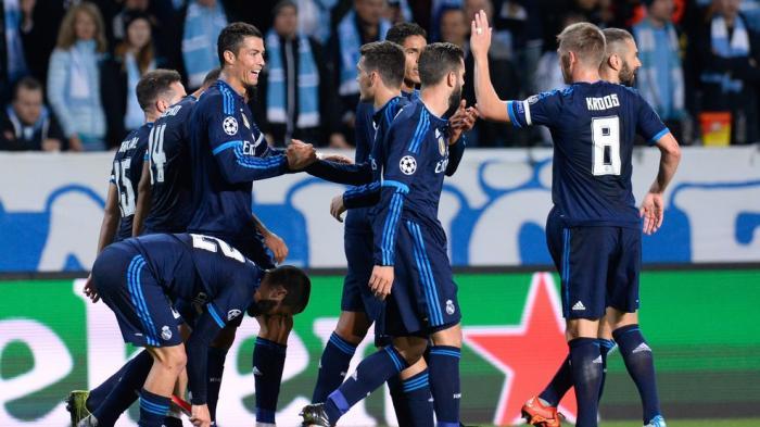 Ronaldo Pencetak Gol Terbanyak Real Madrid Sepanjang Masa