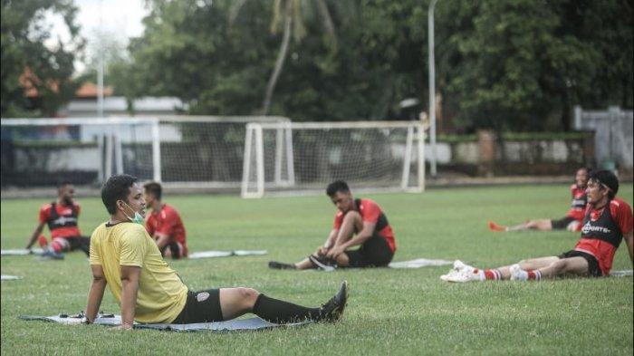Jelang Piala AFC 2021, Teco Genjot Porsi Latihan Bali United