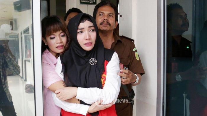 BREAKING NEWS, Roro Fitria Dikabarkan Bebas dari Penjara Bersama 3000 Napi Narkotika di Indonesia