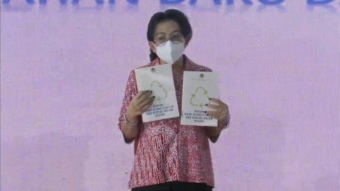 KLHK Launching Buku Peta Jalan Pemenuhan Bahan Baku Daur Ulang untuk Kurangi Impor Sampah