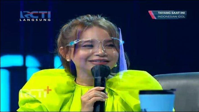 Rossa Merasa Tak Bisa Menyanyi Saat Melihat Finalis Indonesian Idol 2021 Tampil