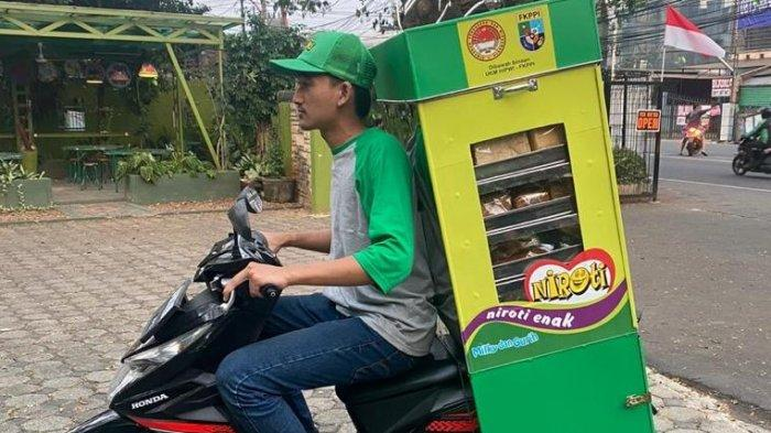 Asah Jiwa Kewirausahan Anak Muda dan Bangkitkan UMKM Lewat Bisnis Roti Keliling