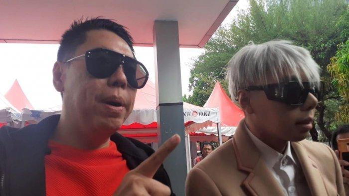 Roy Kiyoshi siap melaporkan akun Youtobe Hikmah Kehidupan, ke Polda Metro Jaya, Kamis (14/11/2019).