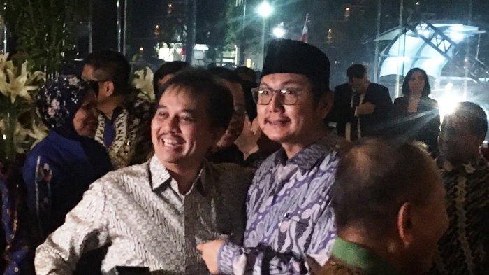 Keakraban Petinggi Demokrat dan PKS Jelang Pertemuan SBY dengan Sohibul Iman
