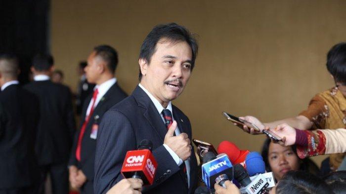 Pernah Jadi Bagian Partai Demokrat, Roy Suryo Doakan AHY Tegar Hadapi Dinamika Politik