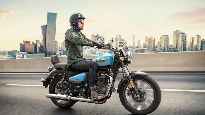 Royal Enfield Buka Pra-Pemesanan All New Meteor 350 via Tokopedia