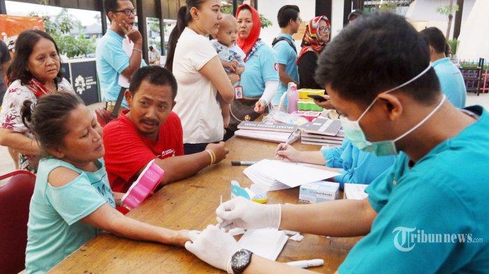 Penderita HIV AIDS di Kabupaten Tulungagung Sekitar 100 Ribu Orang, Yang Terdeteksi 2.000 Orang