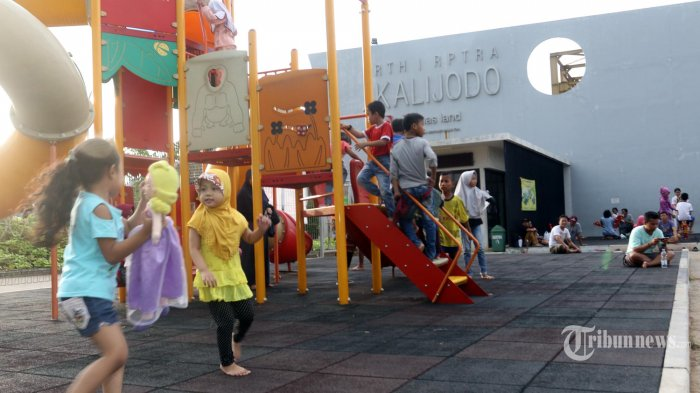 Pembangunan JPO Kalijodo Akan Rampung Pertengahan Agustus 2020