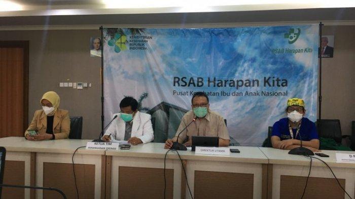 Tim Dokter Rumah Sakit Anak dan Bunda (RSAB) Harapan Kita Jakarta.