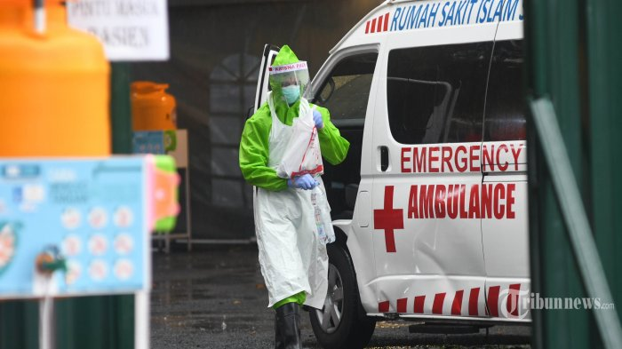 Tenaga Medis yang Terpapar Covid-19 di Jatim Tembus 135 Orang, Paling Banyak Perawat